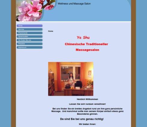 Chinesische massage münster