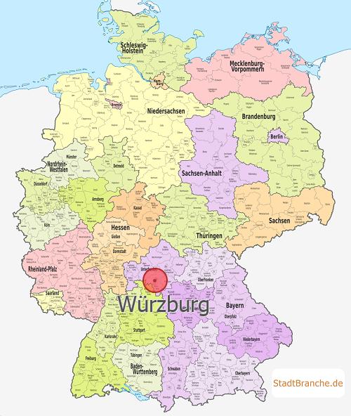 Würzburg › Kreisfreie Stadt Würzburg › Bayern