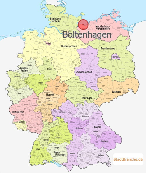 Ostseebad Boltenhagen Karte.Boltenhagen Landkreis Nordwestmecklenburg Mecklenburg Vorpommern