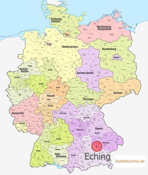 Eching Landkreis Landshut Bayern
