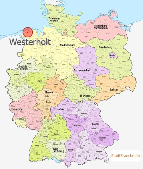 Westerholt Landkreis Wittmund Niedersachsen