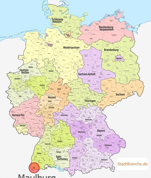 Maulburg Landkreis Lorrach Baden Wurttemberg