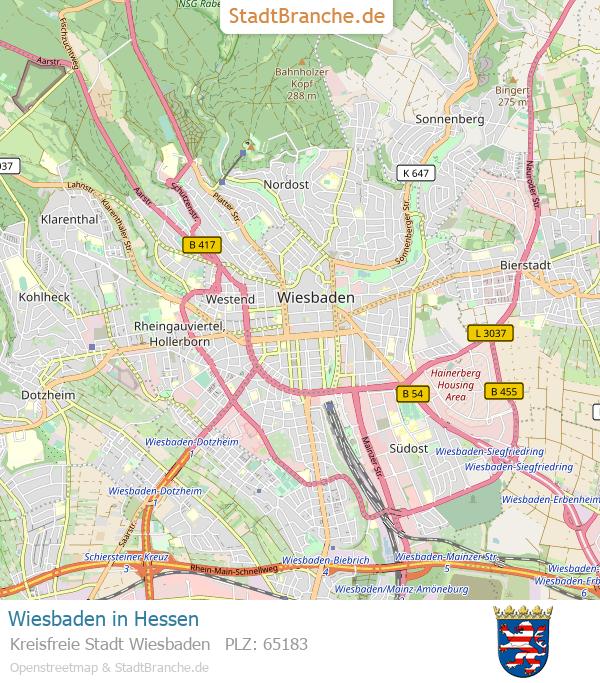 Wiesbaden caribic Firmenverzeichnis in